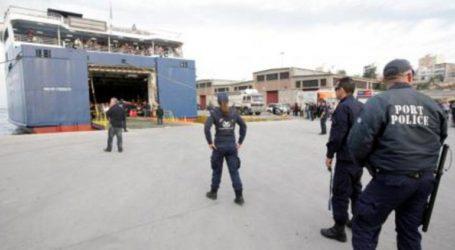 Σύλληψη νεαρών αλλοδαπών χωρίς έγγραφα στο λιμάνι της Πάτρας