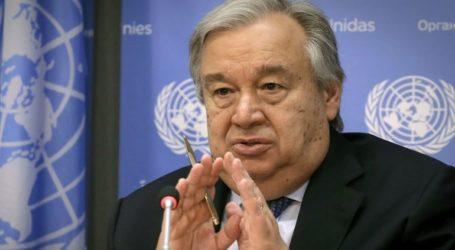 Ο Γκουτέρες «καταδικάζει σθεναρά» τους βομβαρδισμούς που πλήττουν αμάχους στη Συρία