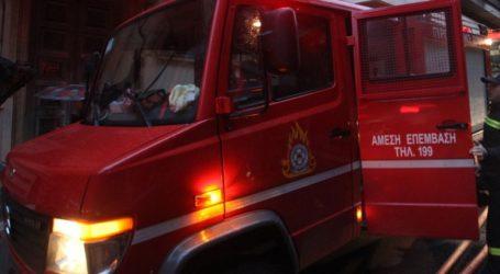 Εμπρηστική επίθεση σε αυτοκίνητα στο Ν. Ηράκλειο