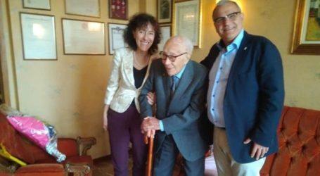 Έφυγε από τη ζωή σε ηλικία 110 ετών ο γηραιότερος Ιταλός