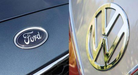 Η Ford και η VW συνενώνουν τις δυνάμεις τους για την ανάπτυξη ηλεκτρικών και αυτόνομων οχημάτων