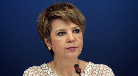 Για παραπληροφόρηση σχετικά με το σύστημα 112, κατηγορεί την κυβέρνηση η Όλγα Γεροβασίλη