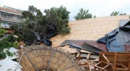 Οι μεγάλες φυσικές καταστροφές των τελευταίων χρόνων στη Χαλκιδική
