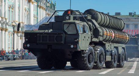Νέα παρτίδα εξαρτημάτων S-400 φτάνει στην Τουρκία