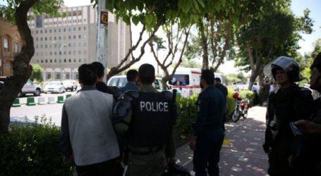 Ένας άνθρωπος σκοτώθηκε σε περιστατικό με πυροβολισμούς σε πλατεία στην Τεχεράνη