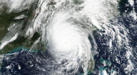 Ο κυκλώνας Μπάρι αφίχθη στη Λουϊζιάνα και εξασθένισε σε τροπική καταιγίδα