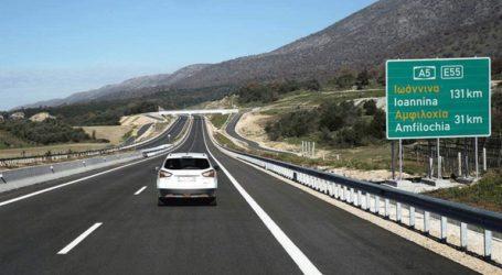 Αποκαταστάθηκε η κυκλοφορία των οχημάτων στην Ιονία Οδό