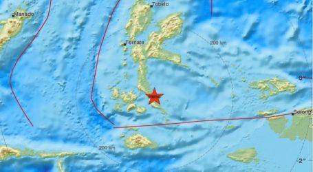 Σεισμική δόνηση 7,3R στην Ινδονησία