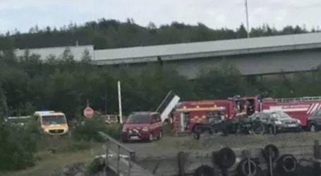 Συνετρίβη αεροσκάφος στη Σουηδία – Εννέα νεκροί
