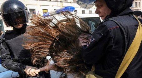 Συλλήψεις αντιπολιτευόμενων κατά τη διάρκεια διαδήλωσης στη Μόσχα