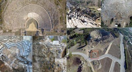 Αναστηλώσεις σε εξέλιξη… Πέντε αρχαιολογικοί χώροι παίρνουν και πάλι ζωή!