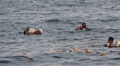 Οι αρχές έθαψαν τα 34 από τα συνολικά 82 θύματα ναυαγίου με μετανάστες