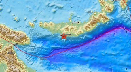 Σεισμός 6,2R στην Παπούα Ν. Γουινέα