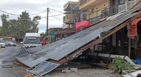 Το μεγαλύτερο πρόβλημα στη Χαλκιδική είναι ότι πολλές κατοικίες δεν έχουν στέγη