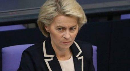 Παραιτείται από υπ. Άμυνας η Ούρσουλα φον ντερ Λάιεν ανεξαρτήτως του αποτελέσματος της ψηφοφορίας στο Ευρωκοινοβούλιο