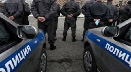 Συλλήψεις στην Κόκκινη Πλατεία για τα 10 χρόνια από τη δολοφονία της ακτιβίστριας Εστεμίροβα