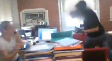 Χαλκίδα: Μπήκε στο γραφείο του δημάρχου και τα έκανε «γυαλιά