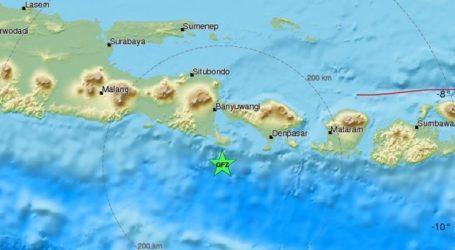 Σεισμική δόνηση 6,1R στην Ινδονησία