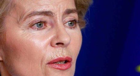 Οι φιλελεύθεροι θα στηρίξουν την Ούρσουλα φον ντερ Λάιεν για την προεδρία της Κομισιόν