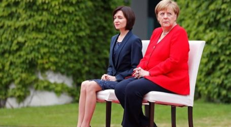 Χωρίς εορτασμούς τα σημερινά 65α γενέθλια της Άνγκελα Μέρκελ