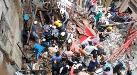 Στους 13 αυξήθηκαν οι νεκροί από την κατάρρευση κτηρίου στη Μουμπάι