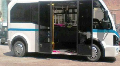 Δύο νέα μικρά λεωφορεία απέκτησε ο δήμος Ρόδου