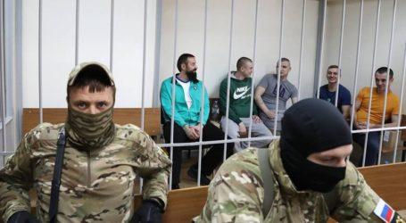 Παρατείνεται για τρεις μήνες η κράτηση των 24 Ουκρανών ναυτών