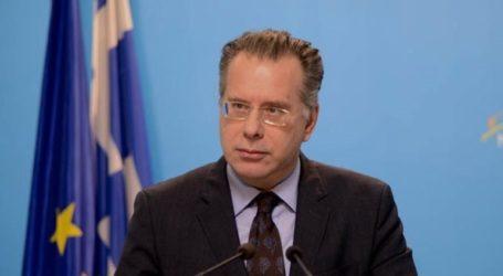 Παρέμβαση Koυμουτσάκου στο Άτυπο Ευρωπαϊκό Συμβούλιο Υπουργών Δικαιοσύνης και Εσωτερικών Υποθέσεων