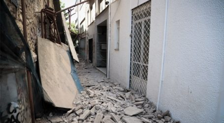 Σε επιφυλακή το υπουργείο Υποδομών και Μεταφορών μετά τον σεισμό