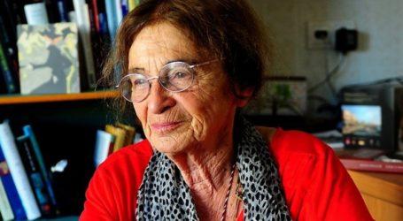 Πέθανε σε ηλικία 90 ετών η φιλόσοφος Άγκνες Χέλερ