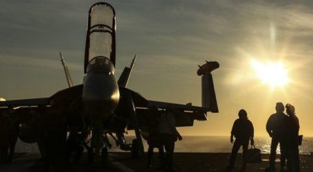 Οι ένοπλες δυνάμεις επιτηρούν την κατάσταση στο Στενό του Ορμούζ από αέρος
