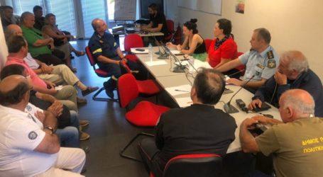 Έκτακτη συνεδρίαση του Συντονιστικού Οργάνου Πολιτικής Προστασίας στη βόρεια Αθήνα μετά τον σεισμό