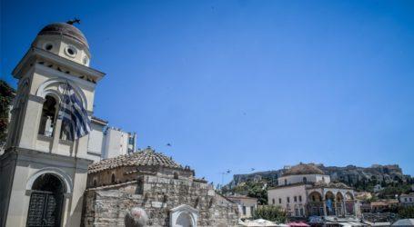 Συνεχίζονται οι έλεγχοι από τον δήμο Αθηναίων για τυχόν ζημιές από τον σεισμό