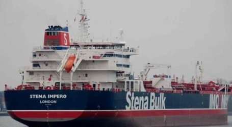 Η ρωσική πρεσβεία στην Τεχεράνη δεν έχει επικοινωνήσει με τους Ρώσους ναυτικούς, που είναι μέλη του Stena Impero