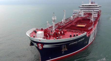 Το Λονδίνο κάλεσε τον Ιρανό επιτετραμμένο μετά την κατάσχεση του δεξαμενόπλοιου Stena Impero