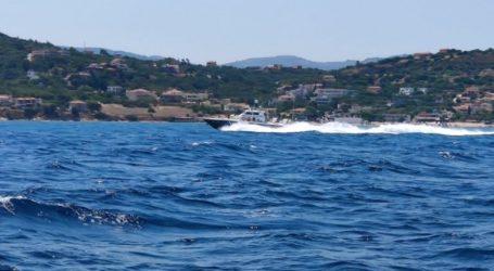 Μετανάστες προσπάθησαν να έρθουν στη Χίο κολυμπώντας