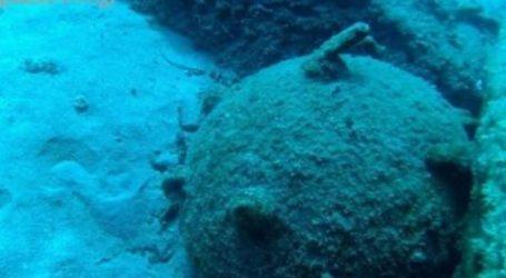 Βρέθηκε νάρκη στη θαλάσσια περιοχή της Κάτω Ζάκρου