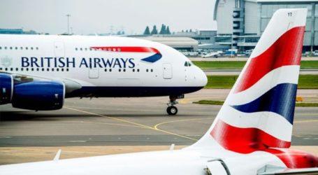 Η British Airways διακόπτει για 7 ημέρες τις πτήσεις προς το Κάιρο για λόγους ασφαλείας