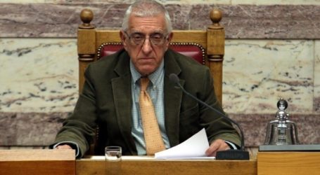 Ο Νικήτας Κακλαμάνης πρόεδρος της Επιτροπής Ευρωπαϊκών Υποθέσεων