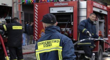 Ενισχύονται και άλλο οι πυροσβεστικές δυνάμεις για την πυρκαγιά στον Κιθαιρώνα