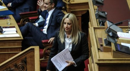 «Ο κ. Μητσοτάκης μιμείται πρακτικές Τσίπρα»