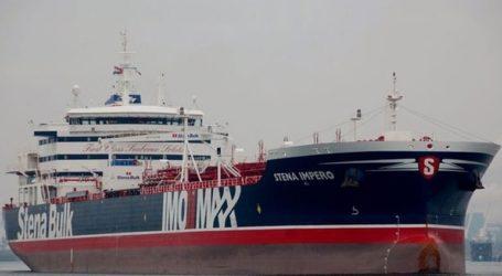 Το Ομάν παροτρύνει την Τεχεράνη για την απελευθέρωση του δεξαμενόπλοιου Stena Impero