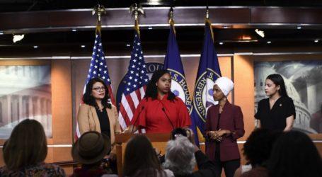 Νέα επίθεση Τραμπ στις τέσσερις βουλευτίνες