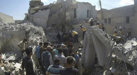 Νεκροί 18 άμαχοι από βομβαρδισμούς στην Ιντλίμπ
