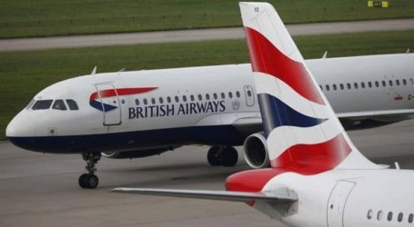 Διπλωματικές επαφές για τη διακοπή πτήσεων της British Airways