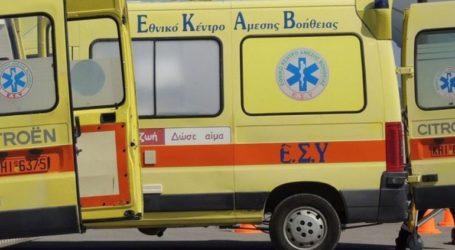 Τροχαίο με δύο τραυματίες τα ξημερώματα στην παραλιακή
