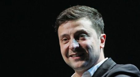 Απόλυτη πλειοψηφία στο κοινοβούλιο απέσπασε το κόμμα του Ζελένσκι