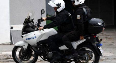 Καταδίωξη κλεμμένου αυτοκινήτου στον Κολωνό