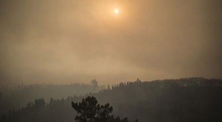 Καλύτερη εικόνα από τις πυρκαγιές στην Πορτογαλία