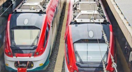 Φωτιά στη Φλωρεντία προκαλεί χάος στους σιδηροδρόμους και τους ταξιδιώτες